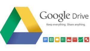 Как разместить файл на Google Диск и поделиться им
